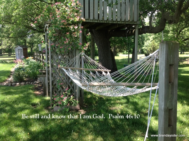 Do you need rest in the Lord today?