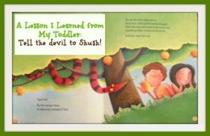 Tell the devil to Shush LBPF pic