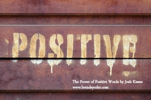positive word image