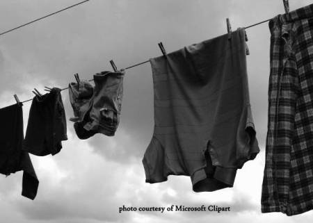 Why I Air My Dirty Laundry on Sunday